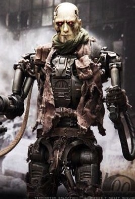 T 600 Terminator Salvation ... lil post. I'll put more good pictures of T-600 up. Thanks